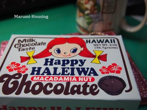 チョコ食い。