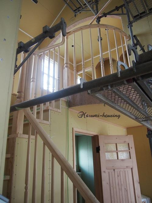 可愛い階段。