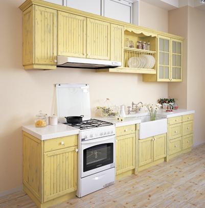 キッチン、それはおんなの城